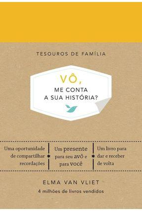 Vô, Me Conta A Sua História? - Vliet,Elma Van pdf epub