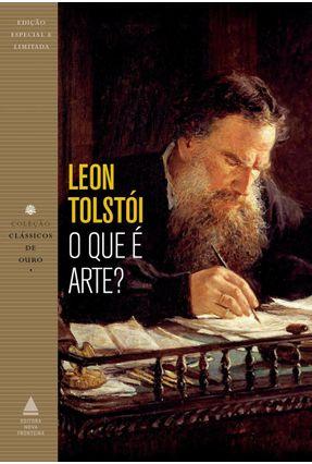 O Que É Arte? - Leon Tolstói pdf epub