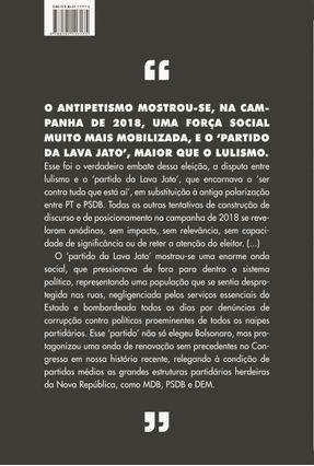 A Eleição Disruptiva: Por Que Bolsonaro Venceu - Moura,Maurício Corbellini,Juliano   Hoshan.org