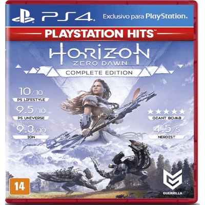 Horizon Zero Dawn - Complete Edition Hits - PS4