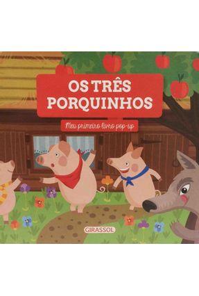 Meu Primeiro Livro Pop-Up - Os Três Porquinhos -  pdf epub