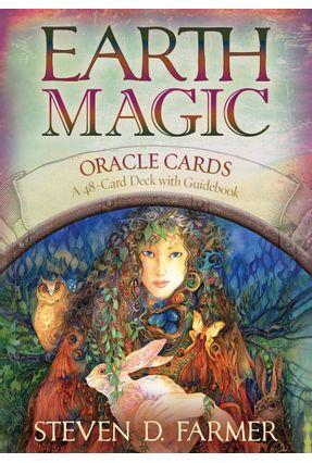 Earth Magic Oracle Cards - Farmer,Steven D. pdf epub
