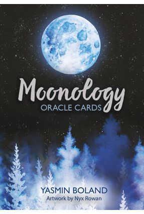 Moonology Oracle Cards - Yasmin Boland Nyx Rowan pdf epub