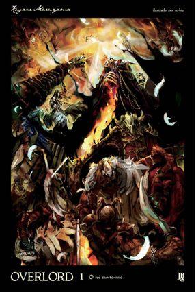 Overlord  - O Rei Morto-Vivo - Vol. 1 - Maruyama,Kugane So-Bin | Hoshan.org