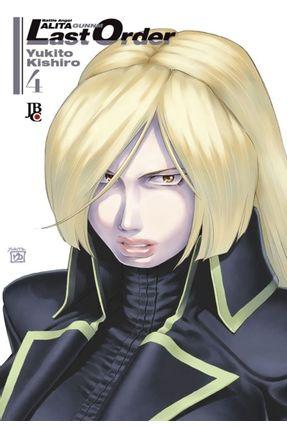 Battle Angel Alita - Last Order - Vol. 4 - Kishiro,Yukito   Hoshan.org