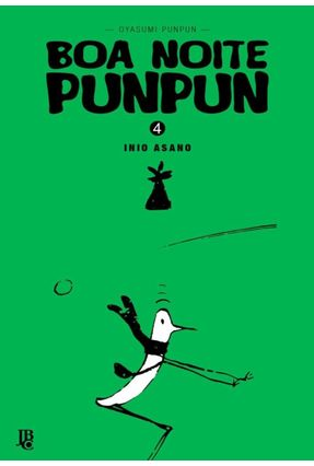 Boa Noite Punpun - Vol. 4 - Asano,Inio | Hoshan.org