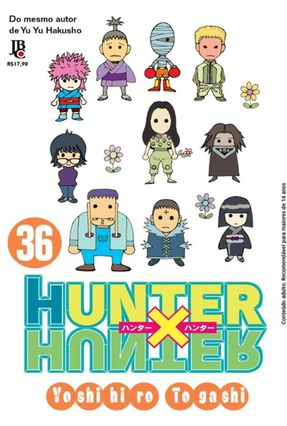Hunter X Hunter - Vol. 36 - Togashi,Yoshihiro | Hoshan.org