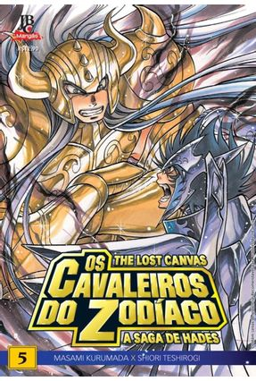 Cavaleiros Do Zodíaco - Lost Canvas Especial - Vol. 5 - Teshirogi,Shiori Kurumanda,Masami pdf epub