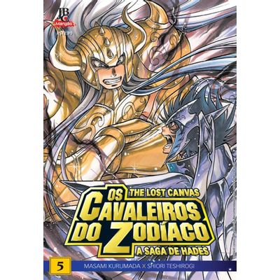 Cavaleiros Do Zodíaco - Lost Canvas Especial - Vol. 5