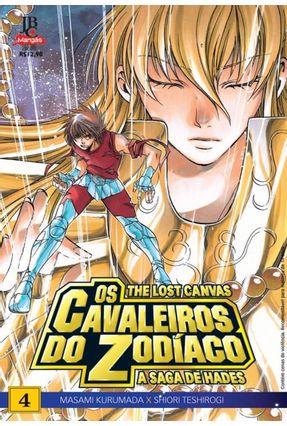 Cavaleiros Do Zodíaco - Lost Canvas Especial - Vol. 4 - Kurumanda,Masami Teshirogi,Shiori   Hoshan.org
