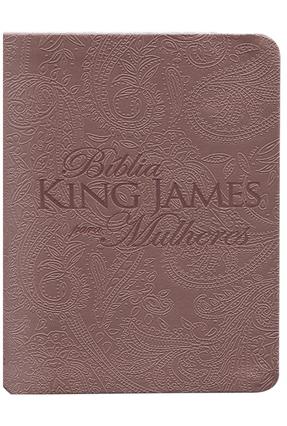 Bíblia King James Para Mulheres - Rosé Gold - James,King   Hoshan.org
