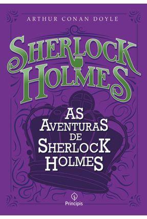As Aventuras De Sherlock Holmes - Doyle,Arthur Conan | Hoshan.org