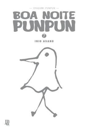 Boa Noite Punpun - Volume 7 - Asano,Inio   Hoshan.org