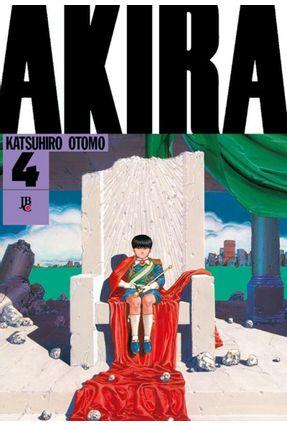 Akira - Vol. 4 - Otomo,Katsuhiro   Hoshan.org