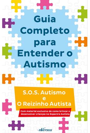 Box - Guia Completo Para Entender O Autismo - 2 Volumes - Teixeira,Gustavo Gaiato,Mayara | Hoshan.org