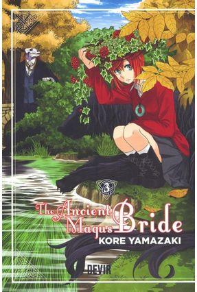 The Ancient Magus Bride - Vol. 3 - Yamazaki,Kore pdf epub