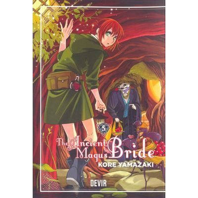 The Ancient Magus Bride - Vol. 5