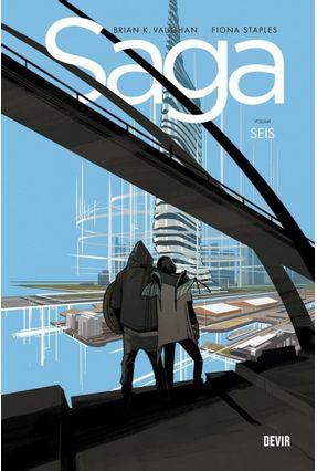 Saga - Vol. 6 - Vaughan,Brian K. Staples,Fiona Maia,Marquito | Hoshan.org