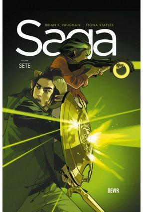 Saga - Vol. 7 - Staples,Fiona Vaughan,Brian K.   Tagrny.org