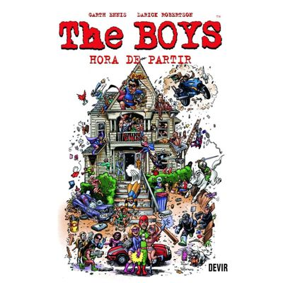 The Boys Vol. 4 - Hora De Partir