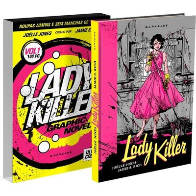 Lady Killer - Graphic Novel