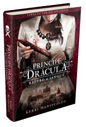 Rastro De Sangue - Príncipe Drácula - Maniscalco,Kerri | Tagrny.org