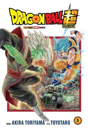 Dragon Ball Super Vol. 5 - Toriyama,Akira pdf epub