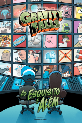 Gravity Falls - Ao Esquisito e Além - Books,Joe pdf epub
