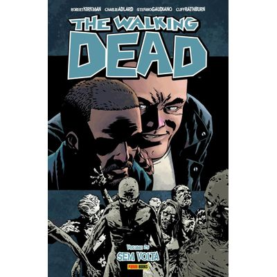 The Walking Dead: Sem Volta - Vol. 25