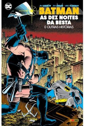 Batman: As Dez Noites Da Besta - Starlin,Jim pdf epub