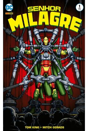 Senhor Milagre Vol. 01 - King,Tom | Tagrny.org