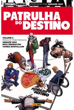 Patrulha Destino - Way,Gerard | Hoshan.org