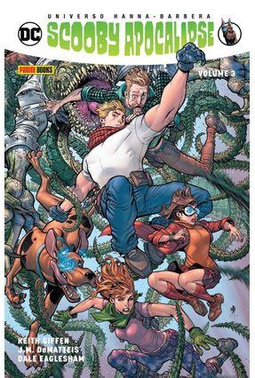 Scooby Apocalipse Vol. 3 - Giffen,Keith pdf epub