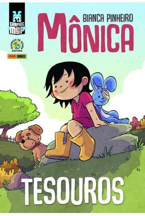 Graphic Msp – Mônica: Tesouros - Pinheiro,Bianca pdf epub