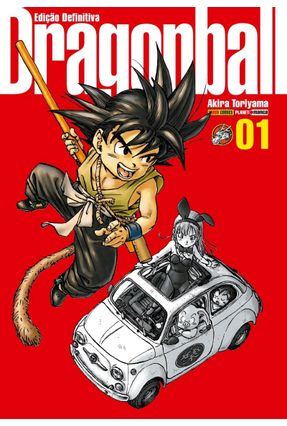 Dragon Ball Edição Definitiva Vol. 1 - Toriyama,Akira pdf epub