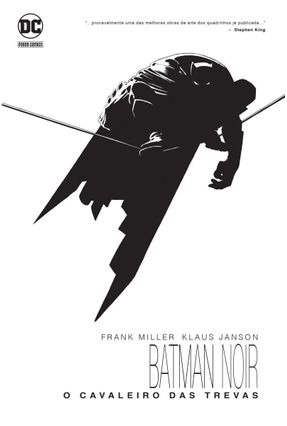 Batman Noir: O Cavaleiro Das Trevas - Frank Miller Klaus Janson pdf epub