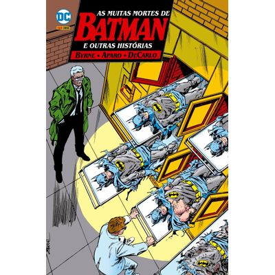 Batman: As Muitas Mortes De Batman