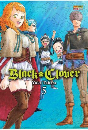 Black Clover Vol. 05 - Tabata,Yuki pdf epub
