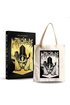 Metrópolis - Acompanha Sacola - Harbou,Thea Von pdf epub