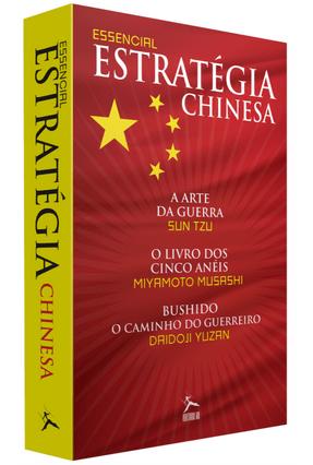 Box - O Essencial da Estratégia Chinesa - 3 Volumes - Musashi,Miyamoto Yuzan,Daidoji Tzu,Sun pdf epub