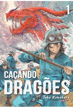 Caçando Dragões - Vol. 1 - Kuwabara,Taku | Hoshan.org