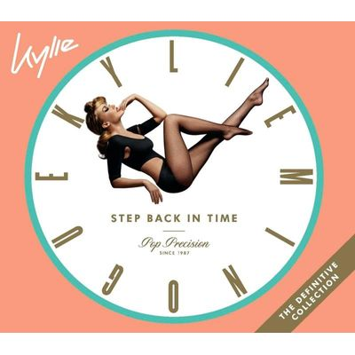 Kylie Minogue - Step Back In Time: The Definitive Collection - 2 Cd's