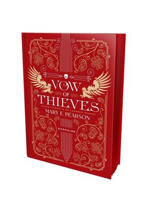Vow Of Thieves - Pearson,Mary E.   Hoshan.org
