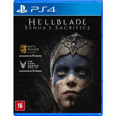 Hellblade - Senua'S Sacrifice - PS4
