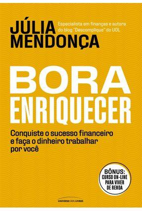 Bora Enriquecer - Mendonça,Julia | Tagrny.org