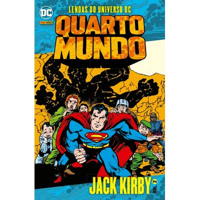 Lendas do Universo Dc - Quarto Mundo Vol. 2
