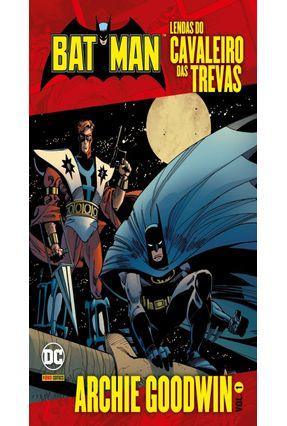 Lendas do Cavaleiro Das Trevas - Archie Goodwin Vol. 1 - Aparo,Jim Goodwin,Archie pdf epub