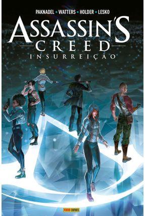 Assassin'S Creed - Insurreição - Paknadel,Alex Dan Watters   Tagrny.org