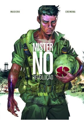 Mister No Revolução Vol. 1 - Michele Masiero Matteo Cremona   Hoshan.org