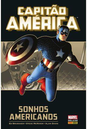 Capitão América - Sonhos Americanos - McNiven,Steve pdf epub